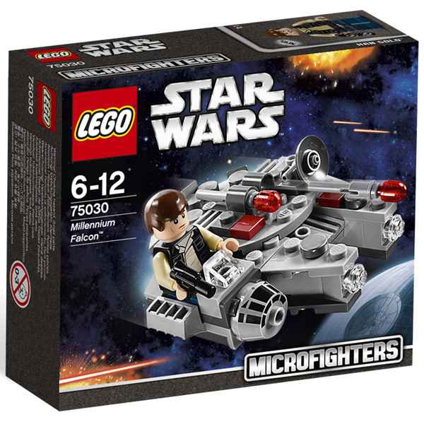 LEGO Star Wars Microfighters 75030