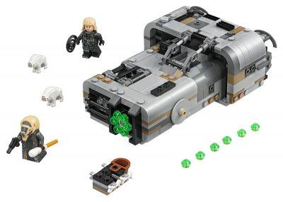 LEGO Star Wars Moloch Landspeeder