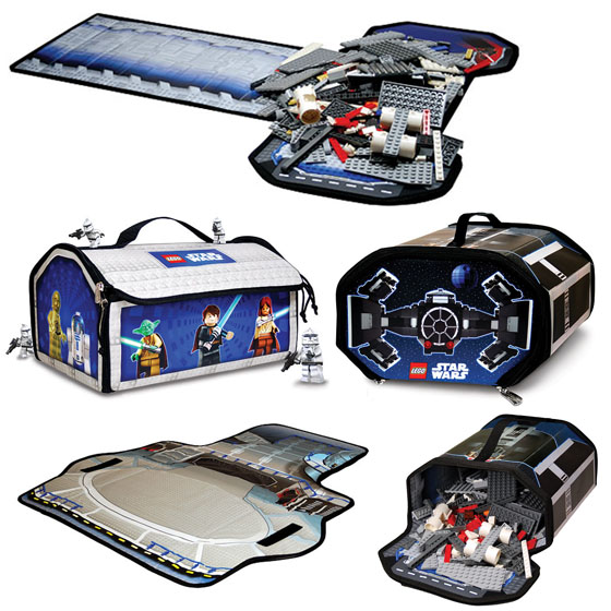LEGO Star Wars Officially Licensed Storage Case