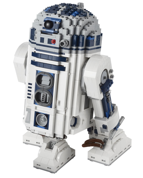 LEGO Star Wars R2-D2 Set 10225