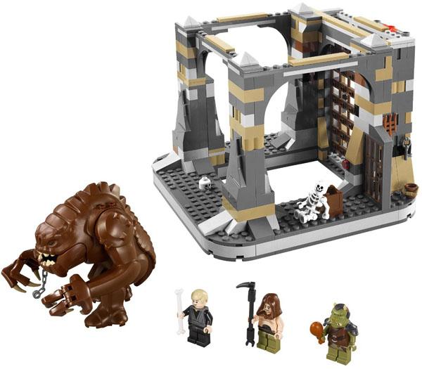 LEGO Star Wars Rancor Pit
