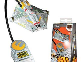 LEGO Star Wars Rebels Ghost Ship Book Light Flashlight