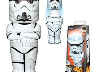 LEGO Star Wars Rebels Stormtrooper Lamp