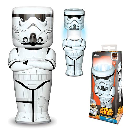 LEGO Star Wars Rebels Stormtrooper Lamp