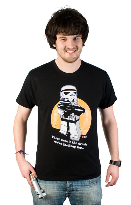LEGO Star Wars T-Shirts