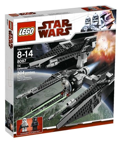 LEGO Star Wars TIE Defender 8087