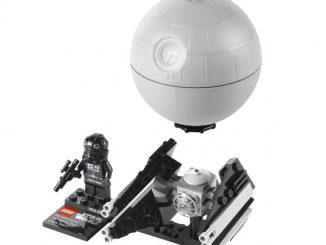 LEGO Star Wars Tie Interceptor and Death Star 9676