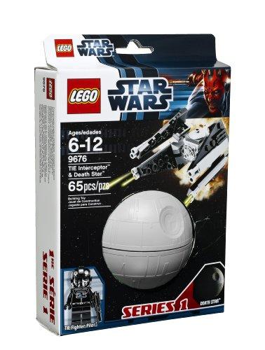 LEGO Star Wars Tie Interceptor and Death Star