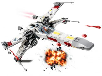 LEGO Star Wars X Wing Starfighter #75218