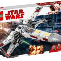 LEGO Star Wars X Wing Starfighter 75218 Box