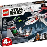 LEGO Star Wars X-Wing Starfighter Trench Run Box