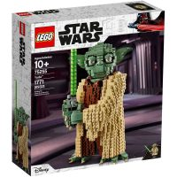 LEGO Star Wars Yoda 75255 Box