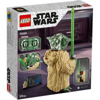 LEGO Star Wars Yoda 75255 Box Back