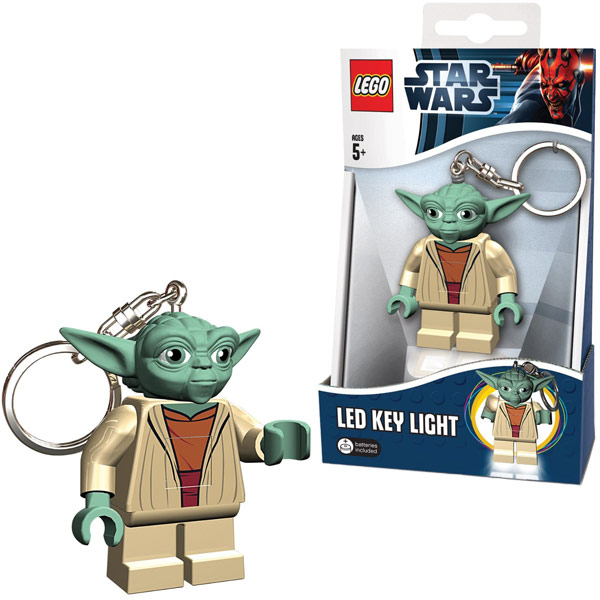 LEGO Star Wars LED Yoda Key Light