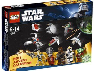 LEGO Stars Wars Advent Calendar