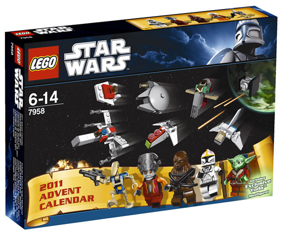 LEGO Stars Wars Advent Calendar