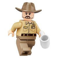LEGO Stranger Things Chief Jim Hopper Minifigure