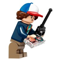 LEGO Stranger Things Dustin Henderson Minifigure