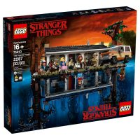 LEGO Stranger Things The Upside Down Box