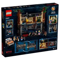 LEGO Stranger Things The Upside Down Box Back