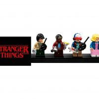 LEGO Stranger Things The Upside Down Characters
