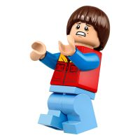 LEGO Stranger Things Will Byers Minifigure