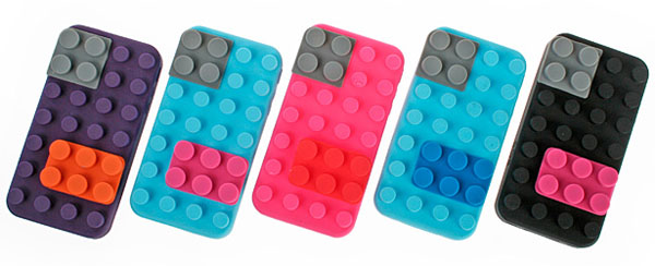 LEGO Styled iPhone Case