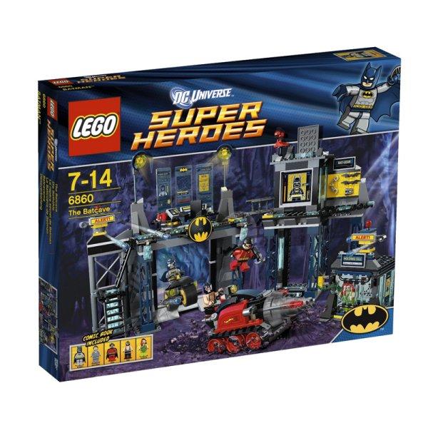 LEGO Super Heroes Batcave