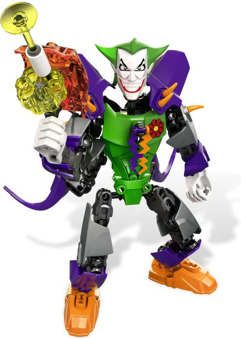 LEGO DC Universe Super Heroes The Joker
