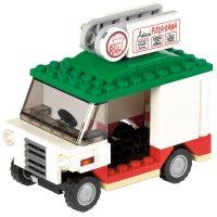 LEGO TMNT The Shellraiser Street Chase 79104