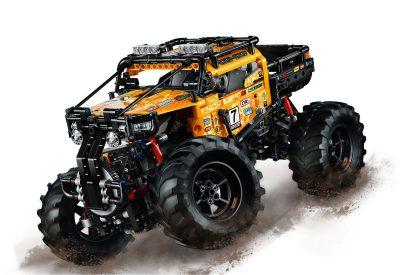 LEGO Technic 4X4 X-treme Off-Roader #42099