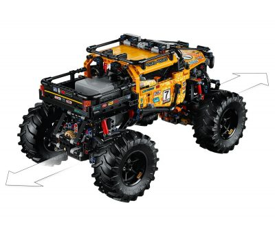 LEGO Technic 4X4 X-treme Off-Roader #42099