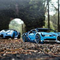 LEGO Technic Bugatti Chiron Outside