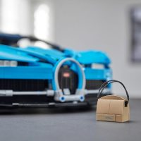 LEGO Technic Bugatti Chiron Overnight Bag