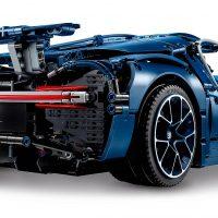 LEGO Technic Bugatti Chiron Rear