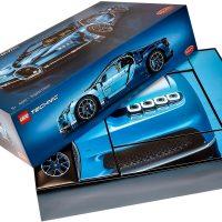 LEGO Technic Bugatti Chiron Unboxing