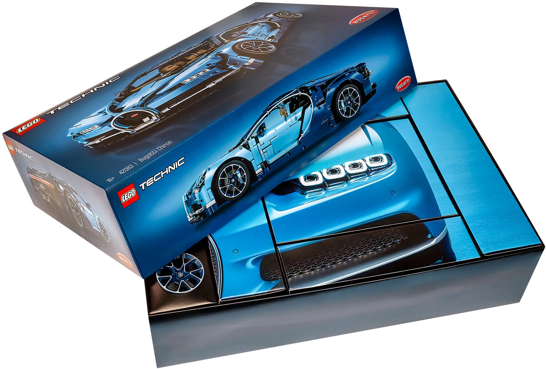 lego technic bugatti chiron detailed replica. Black Bedroom Furniture Sets. Home Design Ideas