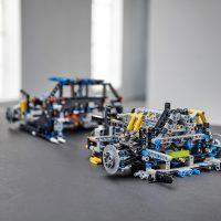 LEGO Technic Bugatti Chiron W16 Engine