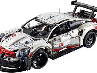 LEGO Technic Porsche 911 RSR #42096