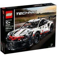LEGO Technic Porsche 911 RSR #42096 Box