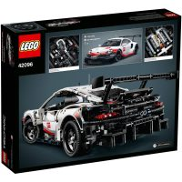 LEGO Technic Porsche 911 RSR #42096 Box Back