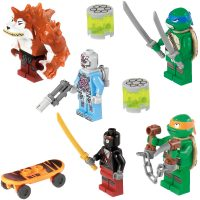 LEGO Teenage Mutant Ninja Turtles The Shellraiser Street Chase 79104