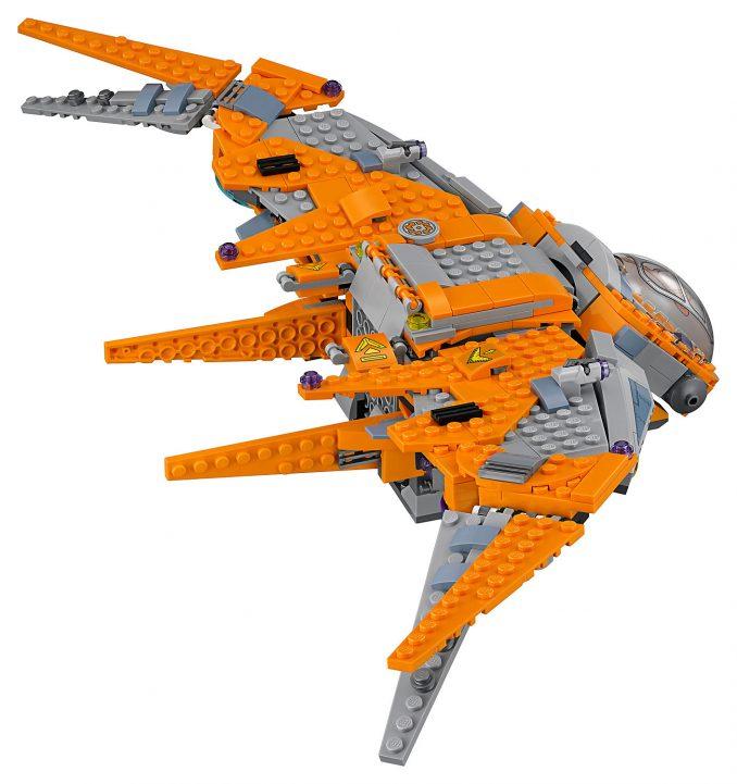 LEGO Thanos Ultimate Battle