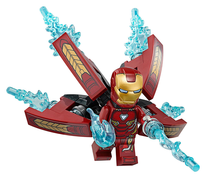 Lego Marvel Toys : Lego marvel comics thanos ultimate battle geekalerts