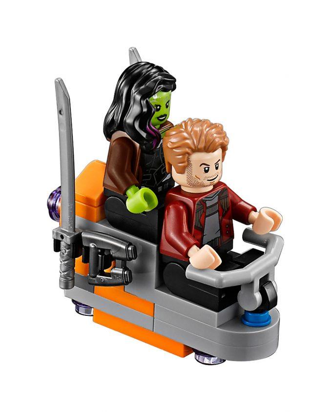 LEGO Thanos Ultimate Battle Set 76107