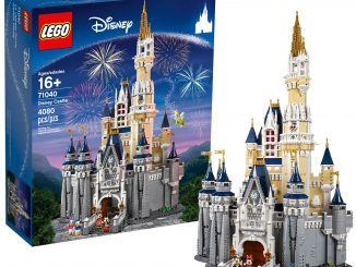LEGO The Disney Castle #71040