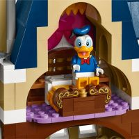 LEGO The Disney Castle Donald Duck