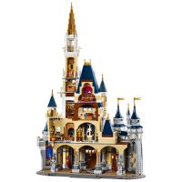 LEGO The Disney Castle Inside