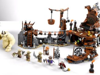 LEGO The Goblin King Battle 79010