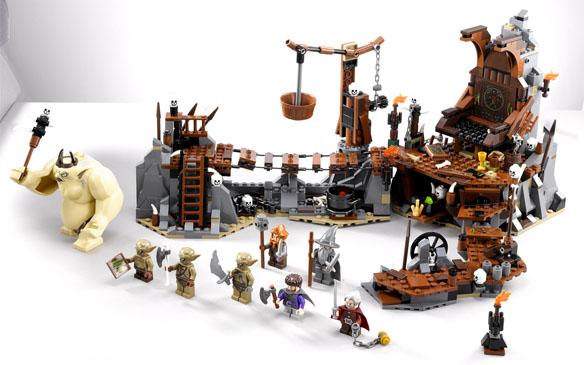 LEGO The Goblin King Battle 79010